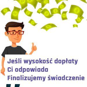 finalizacja dopłaty